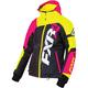 Women's Black/Hi-Vis/Fuchsia Revo X Jacket - 170216-1065-12
