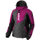 Women's Chacoal Tri/Wineberry Vertical Pro Jacket