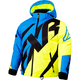 Youth Blue/Hi-Vis/Black CX Jacket