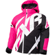 Youth Fuchsia/Black/White Weave CX Jacket