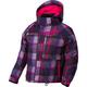 Youth Fuchsia/Wineberry Plaid Fresh Jacket