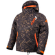 Youth Army Track/Orange Squadron Jacket