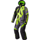 Youth Black/Charcoal/Lime  CX Monosuit