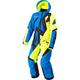 Youth Blue/Hi-Vis/Black CX Monosuit