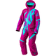 Youth Wineberry/Mint CX Monosuit