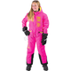 Youth Electric Pink/Hi-Vis Squardron Monosuit