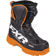 Black/Orange X-Cross BOA Boots