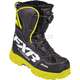 Black/Hi-Vis X-Cross BOA Boots