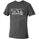 Charcoal/Gray Throttle Tech T-Shirt