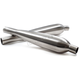Brushed Stainless Steel Sleeper Pro Mufflers - BC902-120-BR