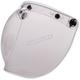 Clear Flip-Up Three-Snap Bubble Shield - 0130-0749