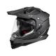 Matte Black Mode Dual-Sport SV Helmet