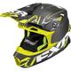 Black/Hi-Vis Blade Carbon Vertical Helmet