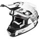 White Blade Race Division Helmet