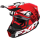 Red Blade Race Division Helmet