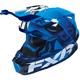 Blue Blade Race Division Helmet