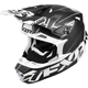 Black/White Blade Vertical Helmet