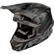 Black Ops Blade Vertical Helmet
