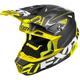 Black/Hi-Vis Blade Vertical Helmet