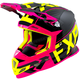 Black/Electric Pink/Hi-Vis Boost Clutch Helmet - 180606-1094-04