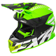 Lime/Black/White Boost CX Prime Helmet