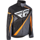 Black/Orange SNX Jacket