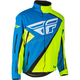Blue/Hi-Vis SNX Jacket