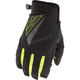 Black/Hi-Vis Title Gloves