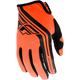 Black/Orange Windproof Lite Gloves