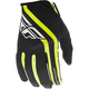 Black/Hi-Vis Windproof Lite Gloves