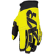 Hi-Vis/Black Cold Cross Race Pursuit Slip-On Glove