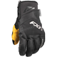 Black Transfer Short Cuff Glove