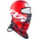 Red/Maroon Boost Balaclava - 181608-2025-00