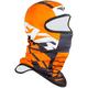 Orange/Black Boost Balaclava - 181608-3010-00