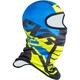 Blue/Hi-Vis Boost Balaclava - 181608-4065-00