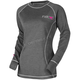 Women's 50% Merino Vapour Long Sleeve Shirt