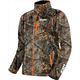 Realtree Xtra/Orange Elevation Tech Zip Up