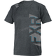 Light Gray Heather/Blue Evo T-Shirt