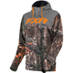 Realtree Xtra/Orange Pursuit Tech Pullover Hoody