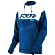 Navy/White Pursuit Tech Pullover Hoody