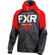 Black/Red Ride Tech Hoody