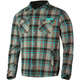 Brown/Blue Timber Plaid Shirt