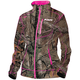 Women's Realtree Xtra/Fuchsia Elevation Tech Zip-Up