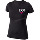 Women's Black/Wineberry Sway T-Shirt