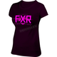 Women's Black Free Ride T-Shirt