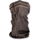 Coyote Tan Houndstooth Motley Tube - T235T