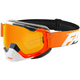 Orange/Navy/White Boost Speed Goggles - 183101-3045-00