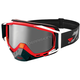 Black/Red/Charcoal Core Speed Goggles - 183118-1020-00