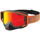 Charcoal/Orange Core XPE Goggle w/smoke Lens w/Solstice Finish - 183102-0830-00