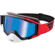 Red/White/Black Core XPE LE Goggle w/Crimson Lens w/Saphire Finish - 183109-2001-00